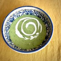 イギリスの初夏の味グリーンピース&ミントスープ - Lovely! in London