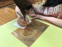 一宮教室、一般コース。美術が得意な子も苦手な子も歓迎です。 - 大﨑造形絵画教室のブログ