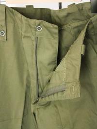 イギリス軍 ファティーグパンツ DEADSTOCK - 【Tapir Diary】神戸のセレクトショップ『タピア』のブログです