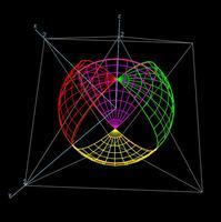 基本編(19)正八面体と球面 - 齊藤数学教室のお弟子さんを取ります。年令実力は問わず。