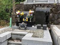 月命日のお墓参り - 君の笑顔に逢いたい