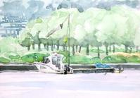 諏訪湖でゆらゆら・・ - ryuuの手習い