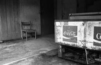 Coca-Cola sans couleur - alors  photos ライカと50mmで