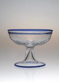 L'Art Verrier Blue Line Champagne Coupe - GALLERY GRACE ギャラリーグレース BLOG