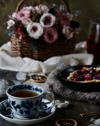 ブラックベリーのダッチベービーパンケーキ - ゆきなそう  猫とガーデニングの日記