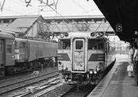 昔、機関区駅で出会った車輌達(36)姫路駅 下りDC特急かもめ - 南風・しまんと・剣山 ちょこっと・・・