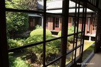松戸市の小高い丘の上に建つ純和風の徳川家戸定邸の室内は?(2) - 一場の写真 / 足立区リフォーム館・頑張る会社ブログ