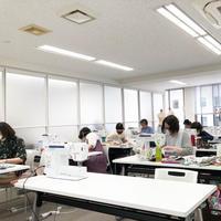 「ヴォーグ学園東京校バッグ講座」3か月振りの再開はマスクポーチから♪ - neige+ 手作りのある暮らし