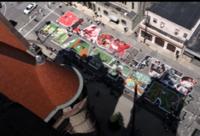 オハイオの新規感染者が約1000人、そしてシンシナティ市庁舎前のBLMの路上絵画 - しんしな亭 in シンシナティ ブログ