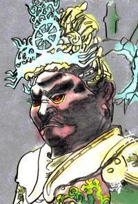 広目天(清水寺) - 後の祭り