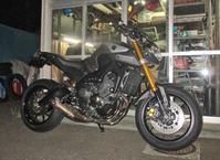 K5サン号 MT-09のスロットルボディを交換・・・ヽ(^。^)ノ - バイクパーツ買取・販売&バイクバッテリーのフロントロウ!