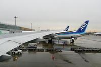 2019年11月羽田遠征 その20 ANA473便機内にて - 南の島の飛行機日記