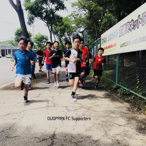 今日はフィジカルトレーニング June 27, 2020 - DUOPARK FC Supporters