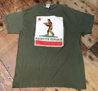 6/29(月)入荷!Carfornia Repubric パロディーSTAR WARS キャッシーク共和国KASHYYYK REPUBLIC Tシャツ! - ショウザンビル mecca BLOG!!