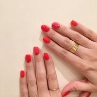 red nail - 表参道・銀座ネイルサロンtricia BLOG