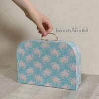こぎれいな収納ケースとしてトランクを使う - 布箱日記 by  boxstudio85