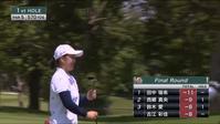 西郷真央アース・モンダミンカップで頑張った選手 - 女子プロゴルフPlus+ エキサイト版
