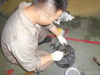 RZY230ダイナ車検整備中(・0・。) - ★豊田市の車屋さん★ワイルドグース日記