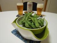 ビールって梅雨こそ美味しい? - のび丸亭の「奥様ごはんですよ」日本ワインと日々の料理