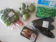 JAで野菜の争奪戦。朝早く行かないと売り切れます。 - のび丸亭の「奥様ごはんですよ」日本ワインと日々の料理