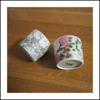 小さな煎茶椀と我が家のお気に入り京焼 - くらしきろくの手帖
