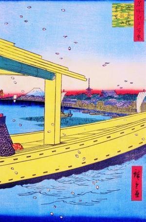 浮世絵に見る隅田川の景観(下) - 大江戸歴史散歩を楽しむ会