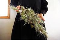 7月の1dayレッスンのお知らせ - driedflower arrangement ✦︎ botanical accessory ✦︎ yukonanai ✦︎
