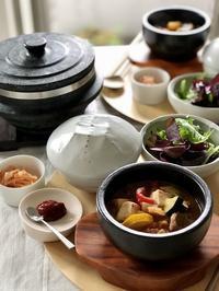 夏の韓国料理教室ご案内です - 今日も食べようキムチっ子クラブ (料理研究家 結城奈佳の韓国料理教室)