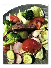 お肉が食べたい日 - 雪割草 - Primula modesta -