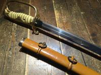 陸軍将校用旧型軍刀(本身入る登録証付) - 軍隊屋「前さん」今日の一人言!