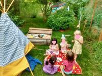 ついにデュッセルドルフで散髪&娘がお誕生日会にお呼ばれ☆ - ドイツより、素敵なものに囲まれて②