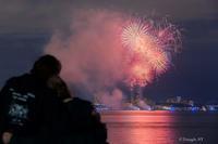 Macy's Pop up Firework Show 2020 - Triangle NY