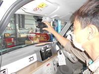 HE33Sアルトラパンドライブレコーダー取り付け中(☆∀☆) - ★豊田市の車屋さん★ワイルドグース日記