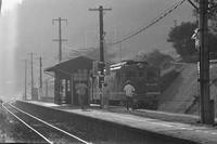 昔、機関区駅で出会った車輌達(41)朝の予讃線箕浦駅 - 南風・しまんと・剣山 ちょこっと・・・