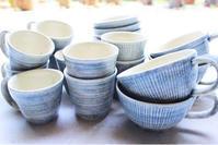 器屋さん - 織部 服部泰美 hattori yasumiの陶芸と日々雑感 <越前の土のぬくもりを届けよう会>
