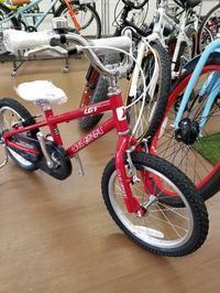ルイガノK16大特価 - 滝川自転車店