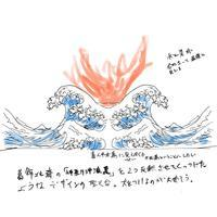 文化学園大学でのメディア史の授業第7回「オリンピックとメディア」で提出された聖火台優秀案 - La Dolce Vita 1/2
