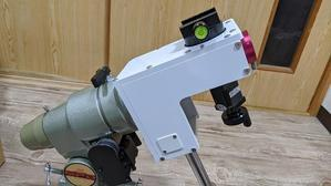 GPDMRD赤道儀 ハーモニック - マチナカリモート天文台
