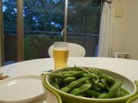 夏野菜が美味しい今日この頃 - のび丸亭の「奥様ごはんですよ」日本ワインと日々の料理