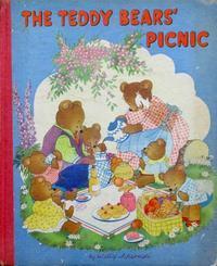 絵本「テディベアのピクニック」 - Der Liebling ~蚤の市フリークの雑貨手帖3冊目~