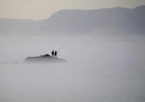 釣り人 -