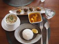 ディープ過ぎるカレー、ディープ過ぎる宮廷前菜。 - 日本でタイメシ ときどき ***