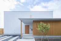 外観はシンプルに - 加藤淳一級建築士事務所の日記
