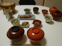 お酒なしの夕ご飯。 - のび丸亭の「奥様ごはんですよ」日本ワインと日々の料理