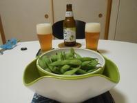 キリンの夏ビール飲みます。 - のび丸亭の「奥様ごはんですよ」日本ワインと日々の料理