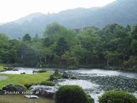 天龍寺@梅雨の京都 - アリスのトリップ2