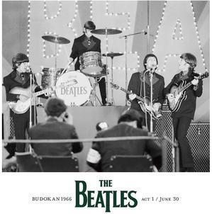 歴史的なライヴのアナログレコード(BUDOKAN 1966 <act 1 / June 30> & <act 2 / July 1> The Beatles) - 気儘なクマの気儘日記