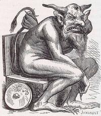 悪魔との契約 - 魔女の見習い よもやま歳時記
