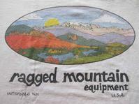 続・Ragged Mountain EquipmentのTシャツ - Questionable&MCCC