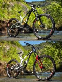 世界一のマウンテンバイク VIII - COMMENCAL SUPREME DH 29/27 - www.k-bros.org